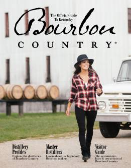 Bourbon Country Cover